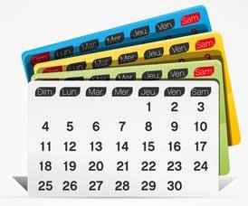 Online Reservation Calendar