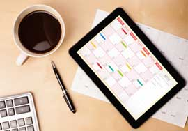 Property Rentals Online Booking Calendar