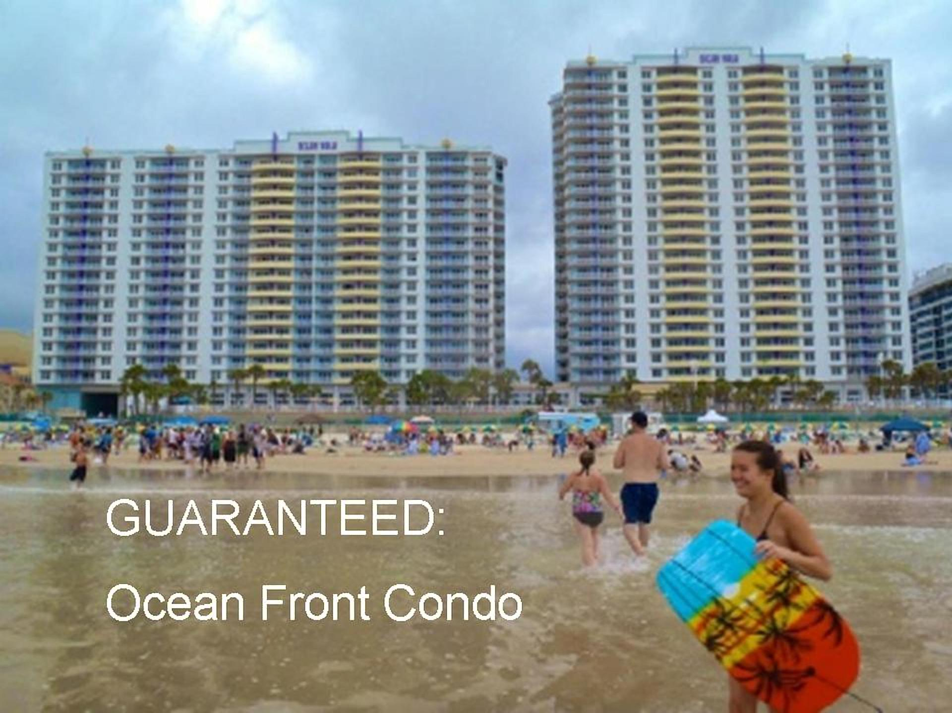 Wyndham Condo Daytona Beach Florida